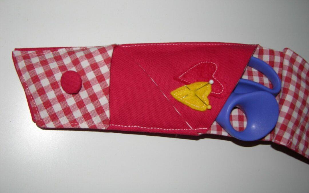Scissor Pouch FREE Pattern