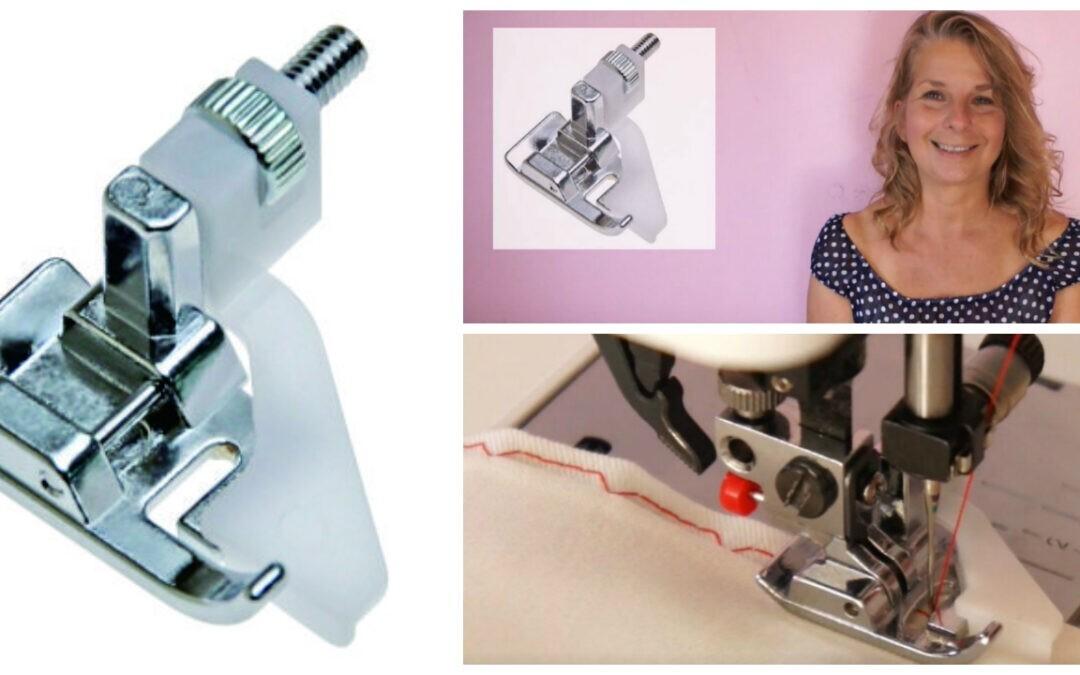 Sewing Machine Feet Demystified